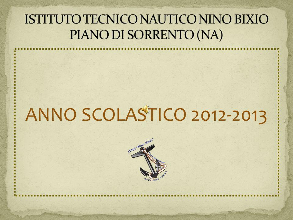 ISTITUTO TECNICO NAUTICO NINO BIXIO PIANO DI SORRENTO (NA)