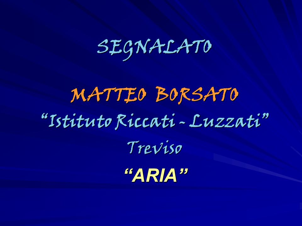 Istituto Riccati - Luzzati