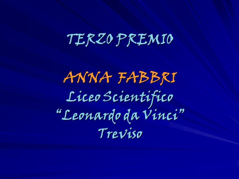 TERZO PREMIO ANNA FABBRI