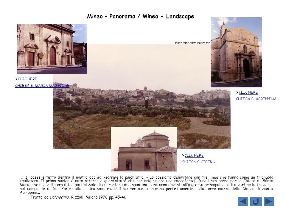 Mineo – Panorama / Mineo - Landscape