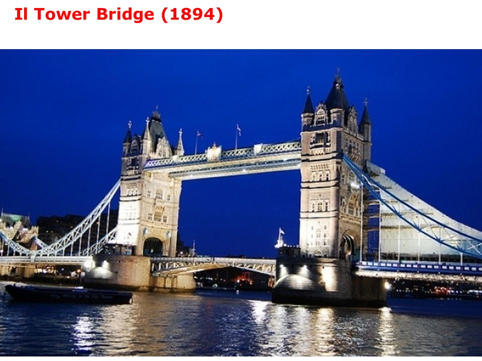 Il Tower Bridge (1894)