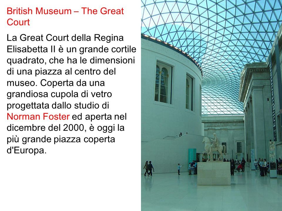 British Museum – The Great Court