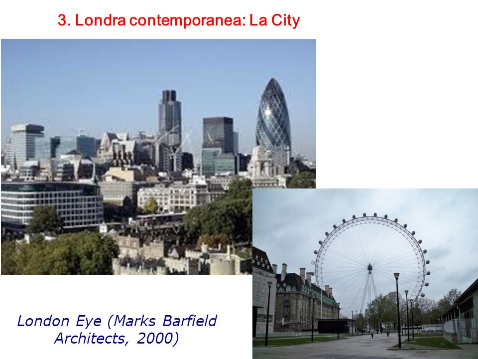 London Eye (Marks Barfield Architects, 2000)