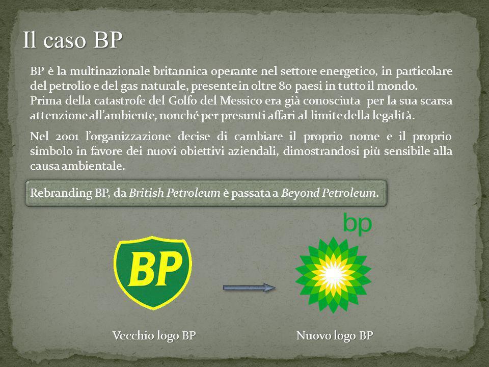 Il caso BP