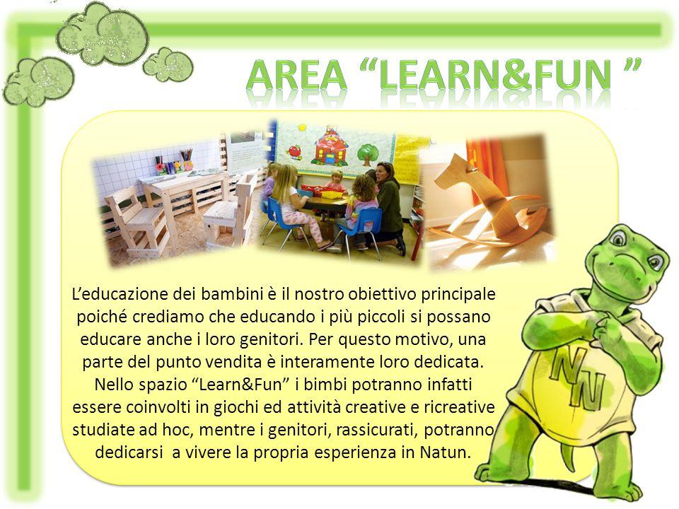 Area learn&fun