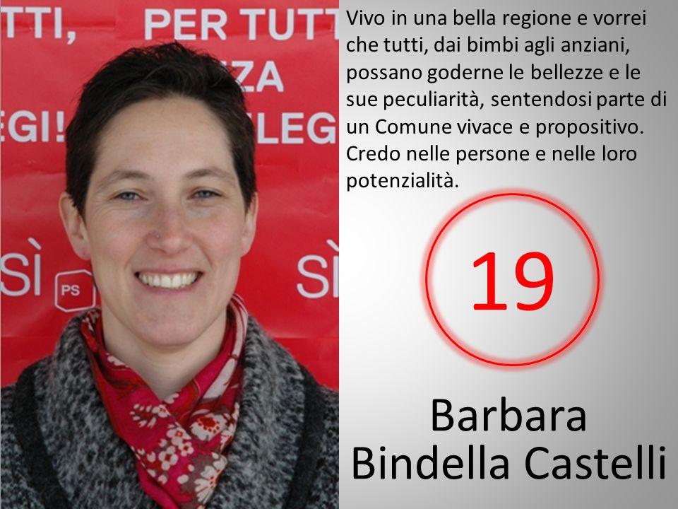 19 Barbara Bindella Castelli