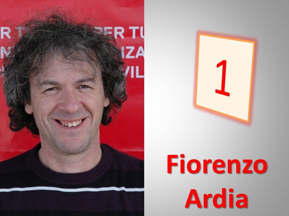 1 Fiorenzo Ardia