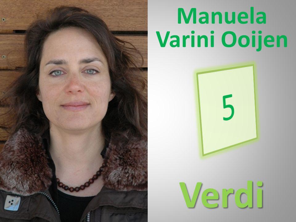 Manuela Varini Ooijen 5 Verdi