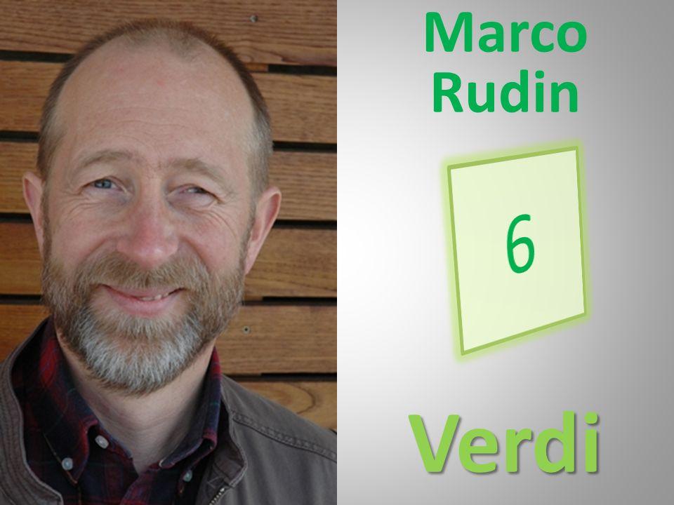 Marco Rudin 6 Verdi
