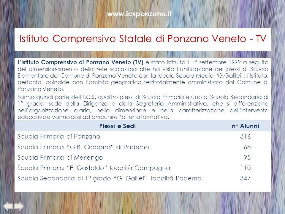 Istituto Comprensivo Statale di Ponzano Veneto - TV