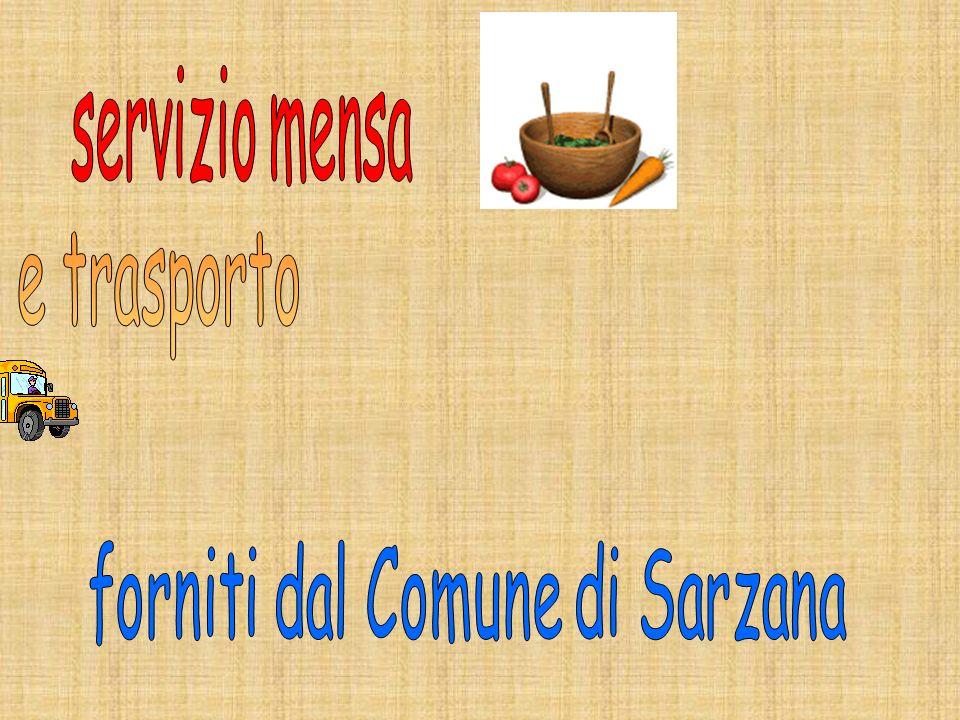 forniti dal Comune di Sarzana
