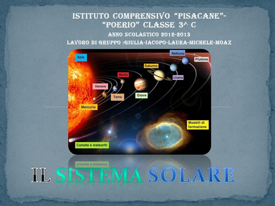 ISTITUTO COMPRENSIVO PISACANE - POERIO CLASSE 3^ C