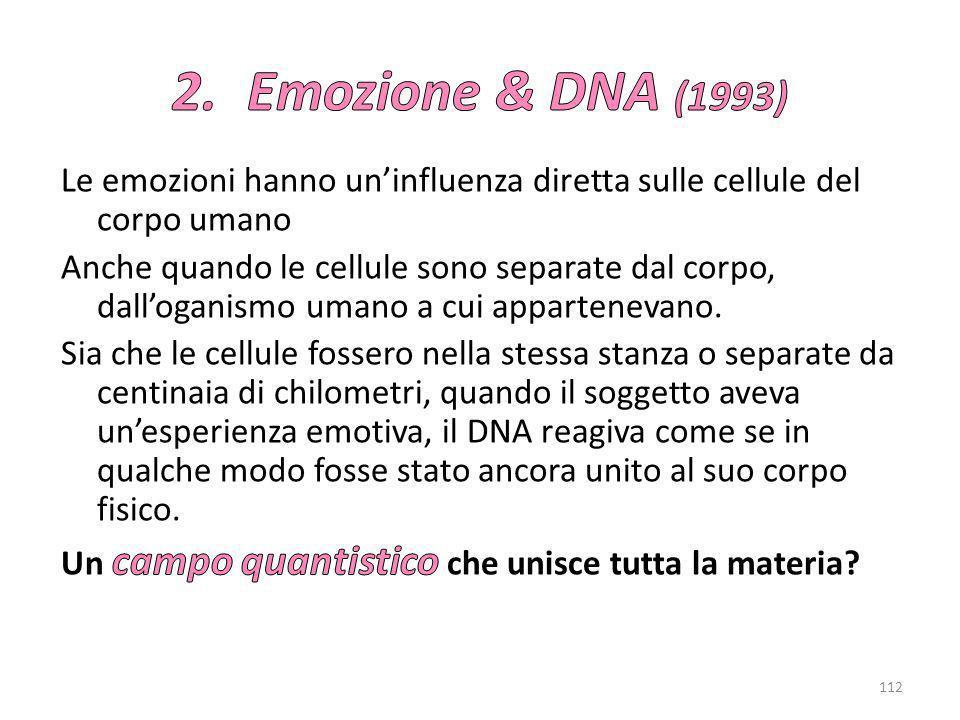 Emozione & DNA (1993)