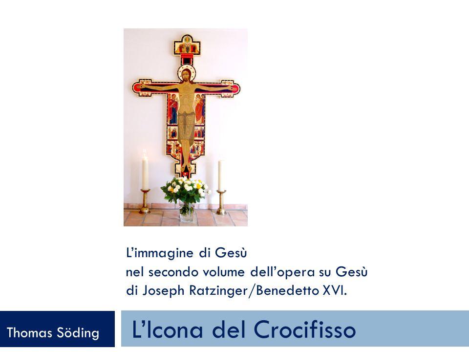 L'Icona del Crocifisso