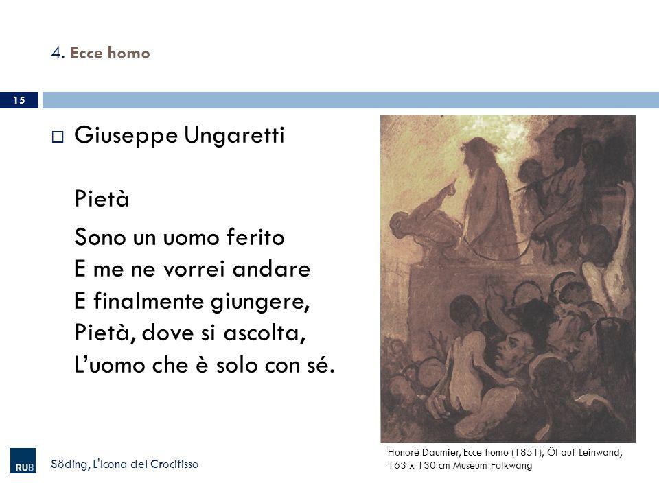 Giuseppe Ungaretti Pietà