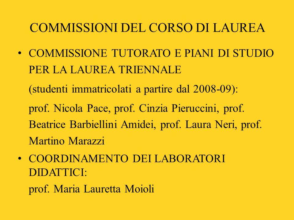Corso di laurea in lettere triennale ppt scaricare for Piani di studio del garage