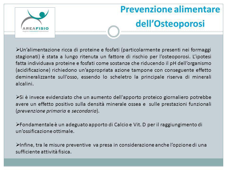 Prevenzione alimentare