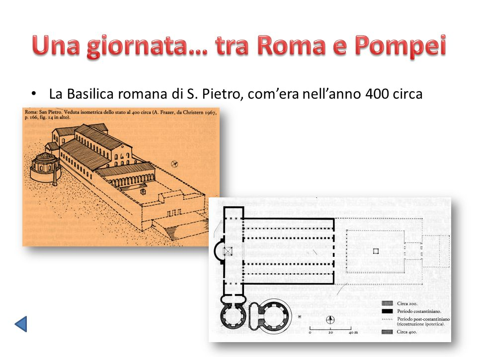 Una giornata… tra Roma e Pompei