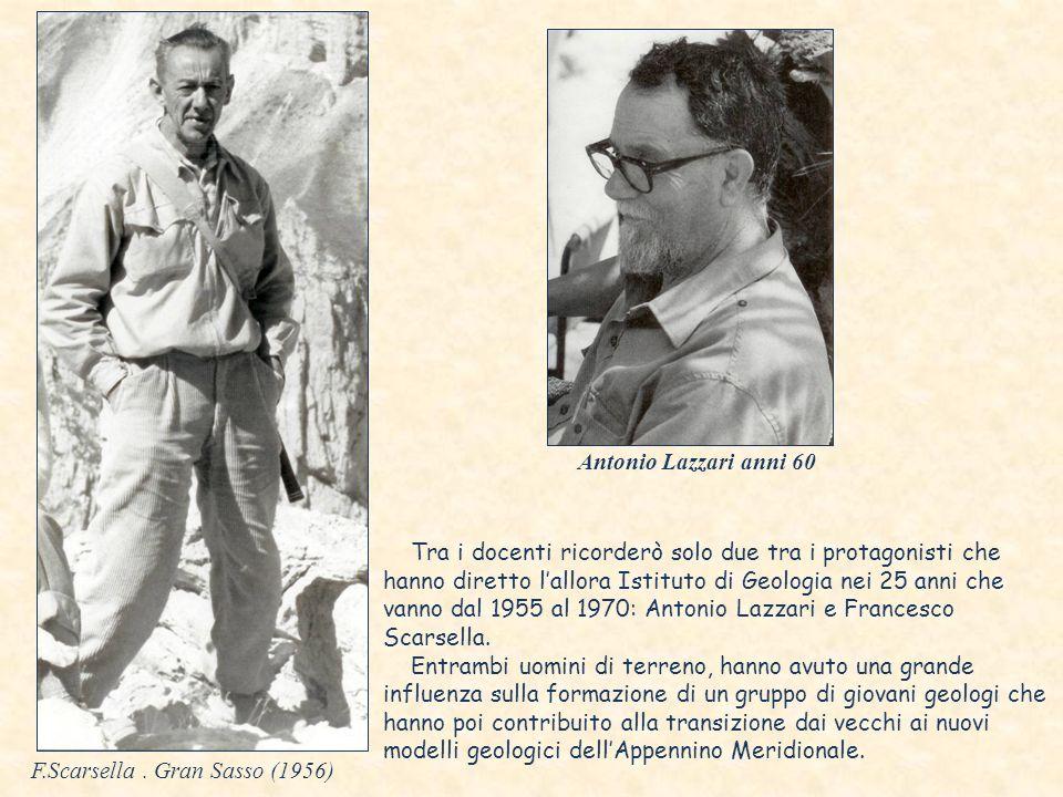 Antonio Lazzari anni 60