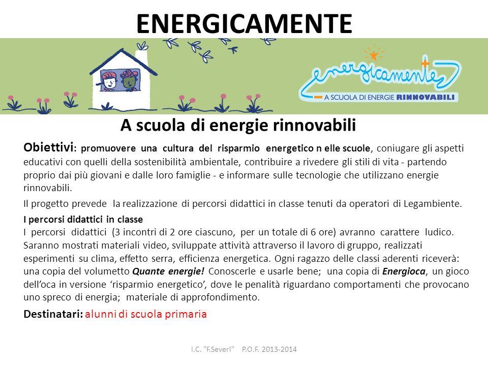 A scuola di energie rinnovabili