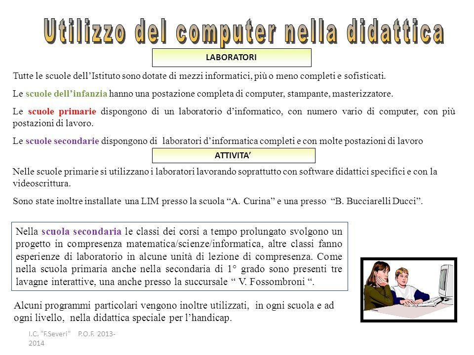 Utilizzo del computer nella didattica