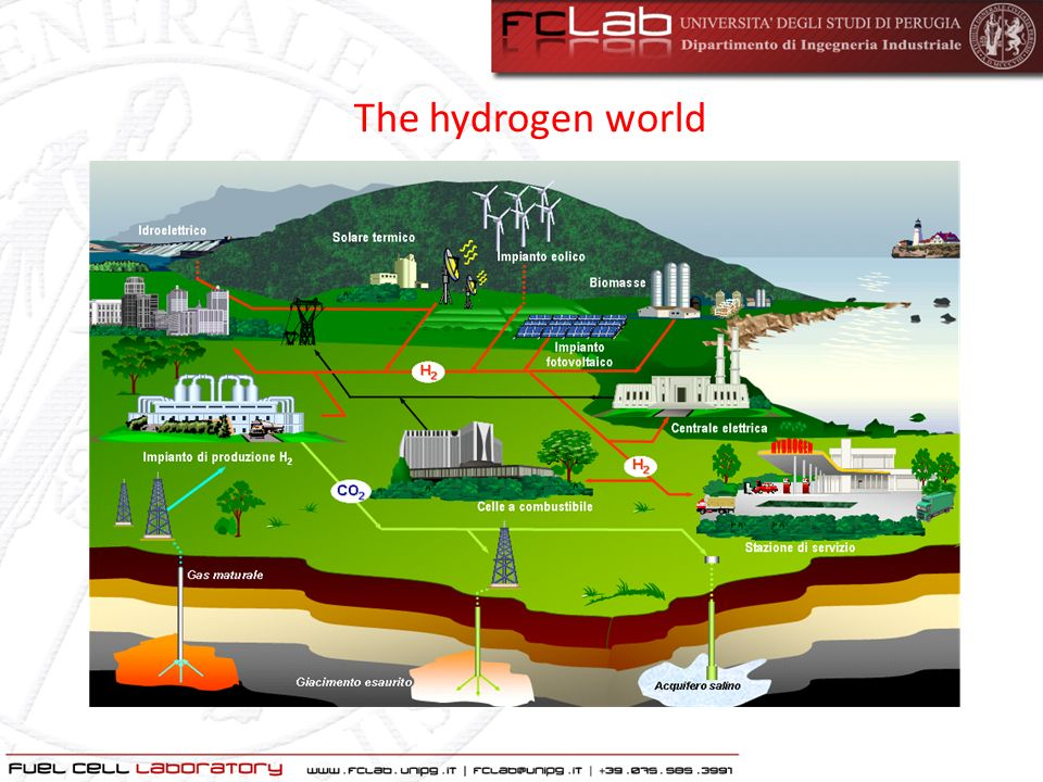 The hydrogen world