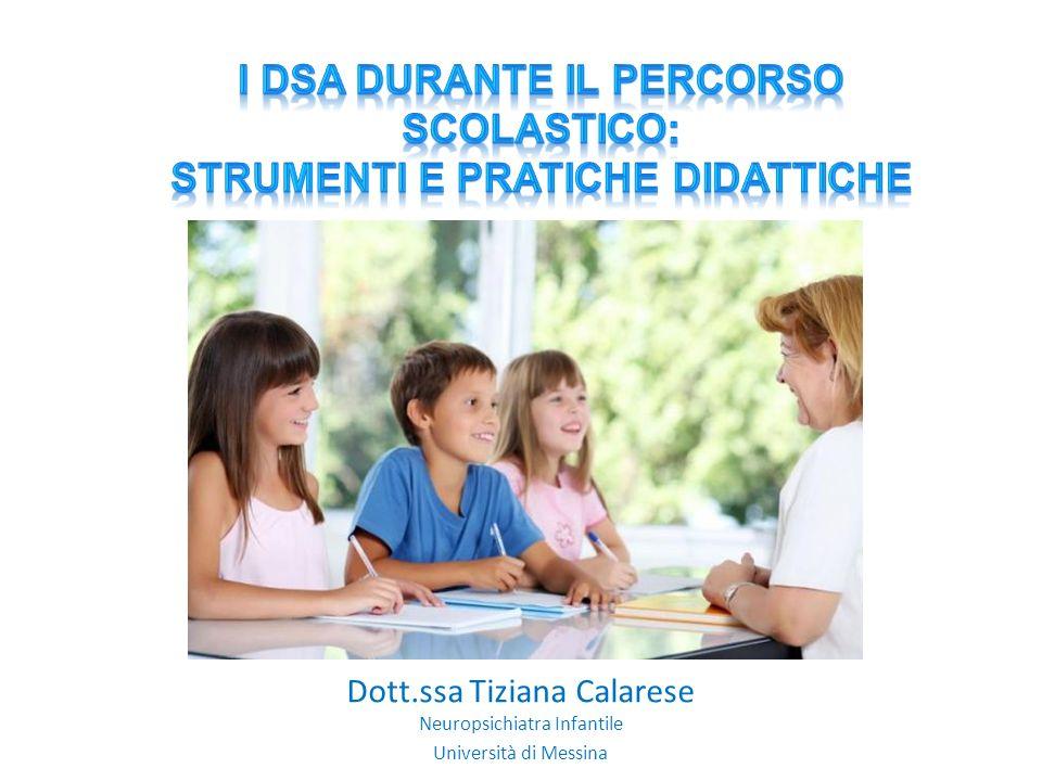 I DSA durante il percorso scolastico: Strumenti e pratiche didattiche