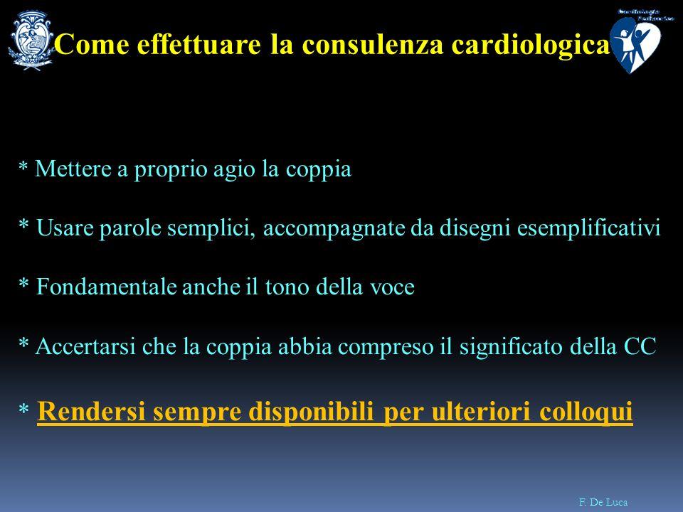 Come effettuare la consulenza cardiologica