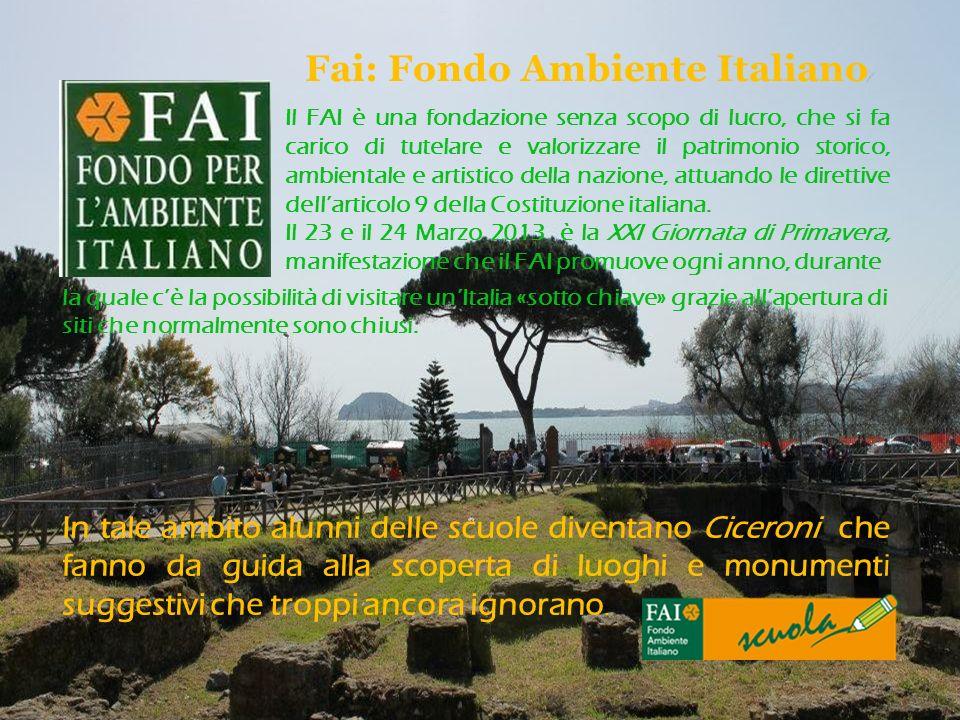Fai: Fondo Ambiente Italiano