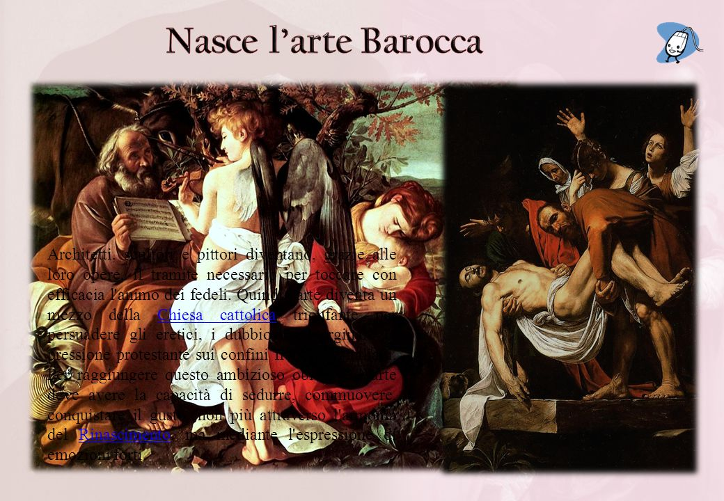Nasce l'arte Barocca