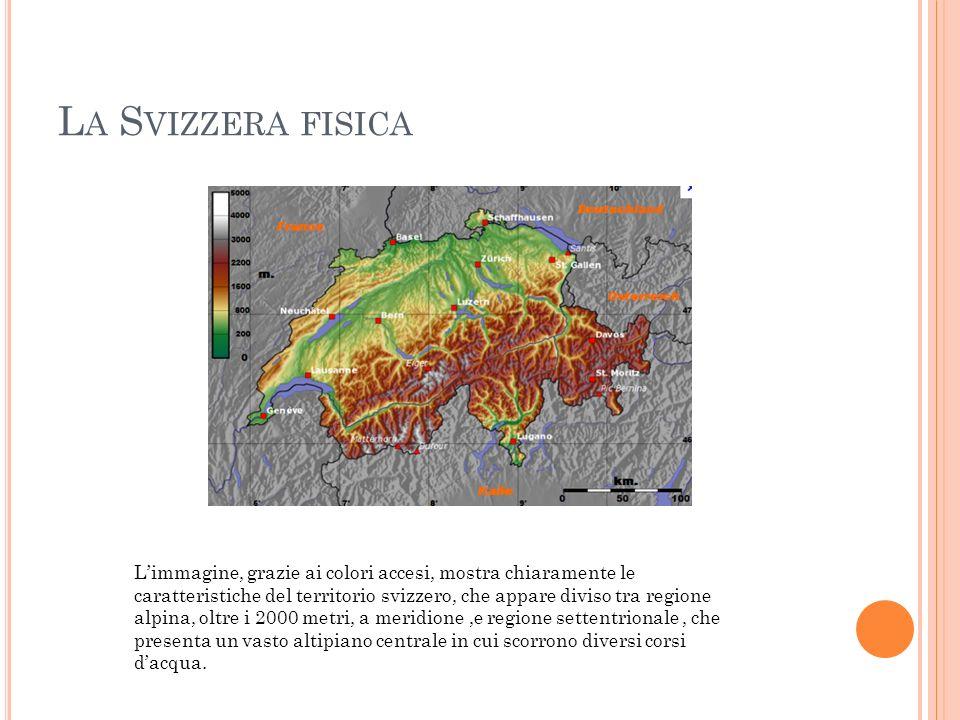 La Svizzera fisica