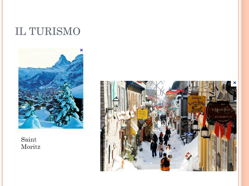 IL TURISMO Saint Moritz