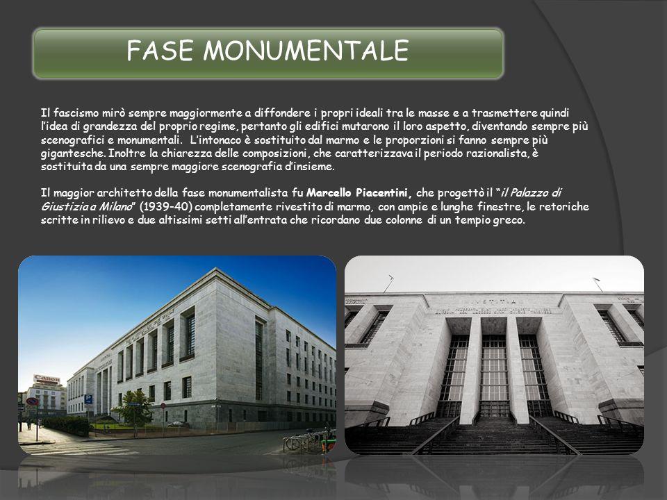 FASE MONUMENTALE