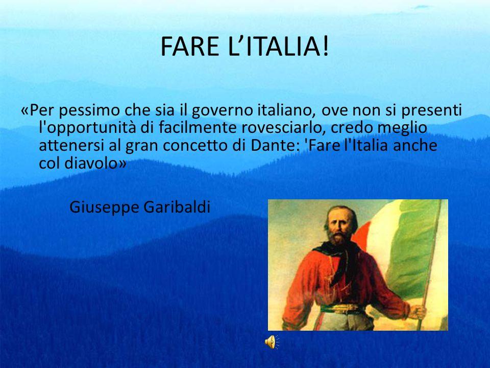 FARE L'ITALIA!