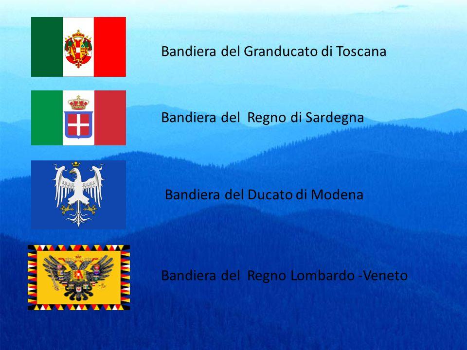 Bandiera del Granducato di Toscana