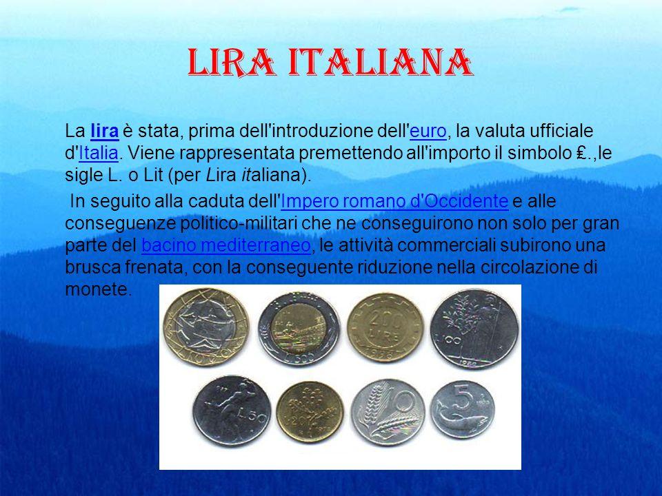 Lira italiana