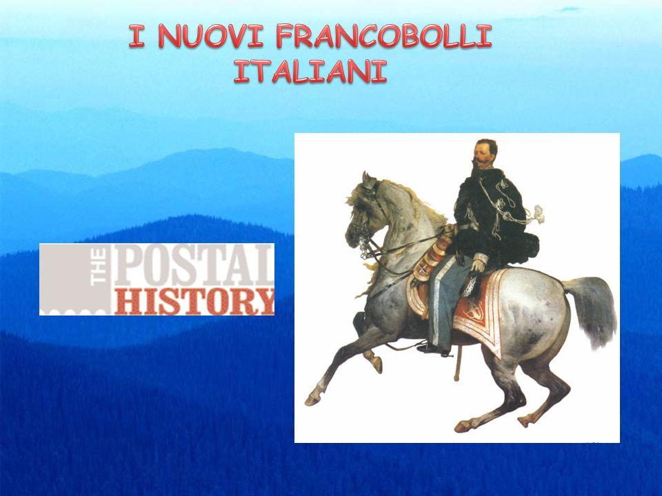 I NUOVI FRANCOBOLLI ITALIANI