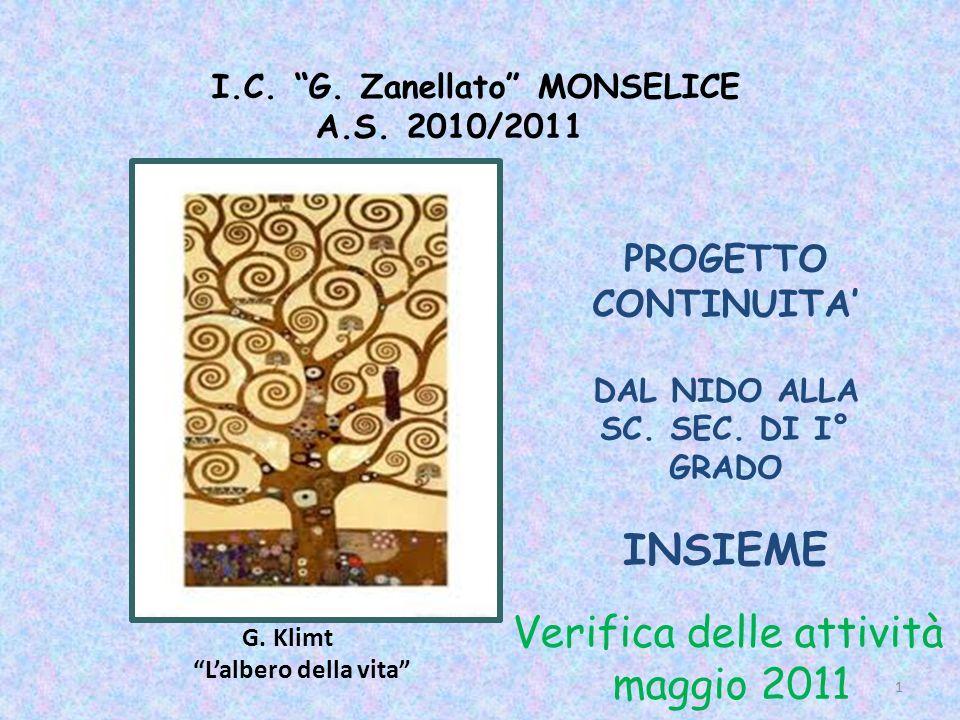 I.C. G. Zanellato MONSELICE A.S. 2010/2011