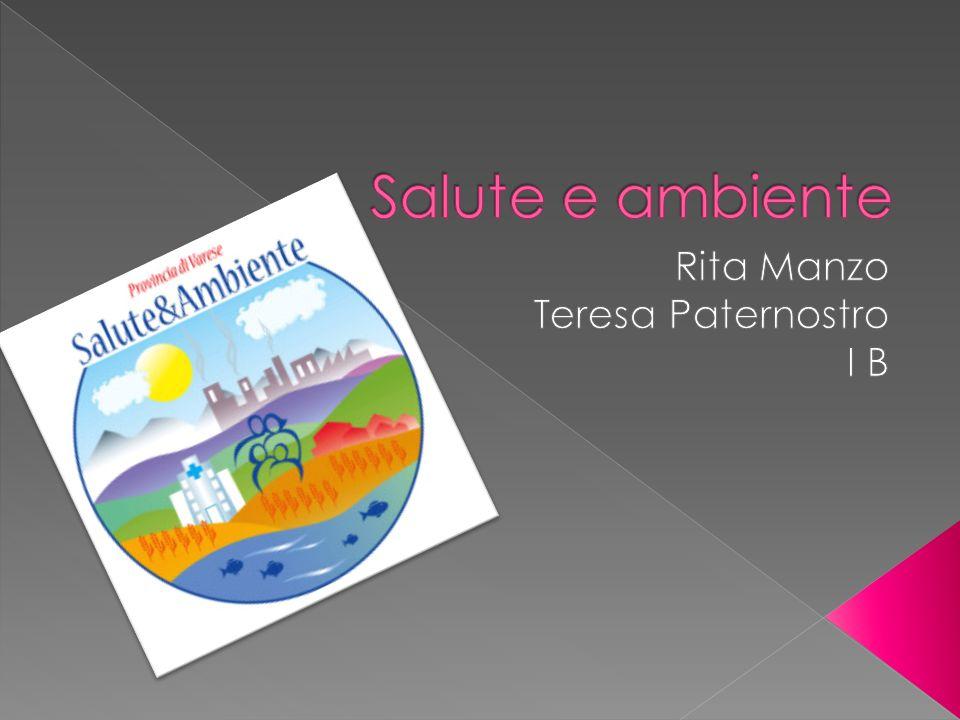 Rita Manzo Teresa Paternostro I B