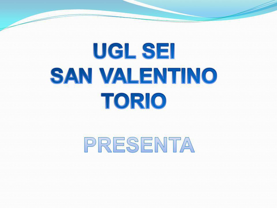 UGL SEI SAN VALENTINO TORIO