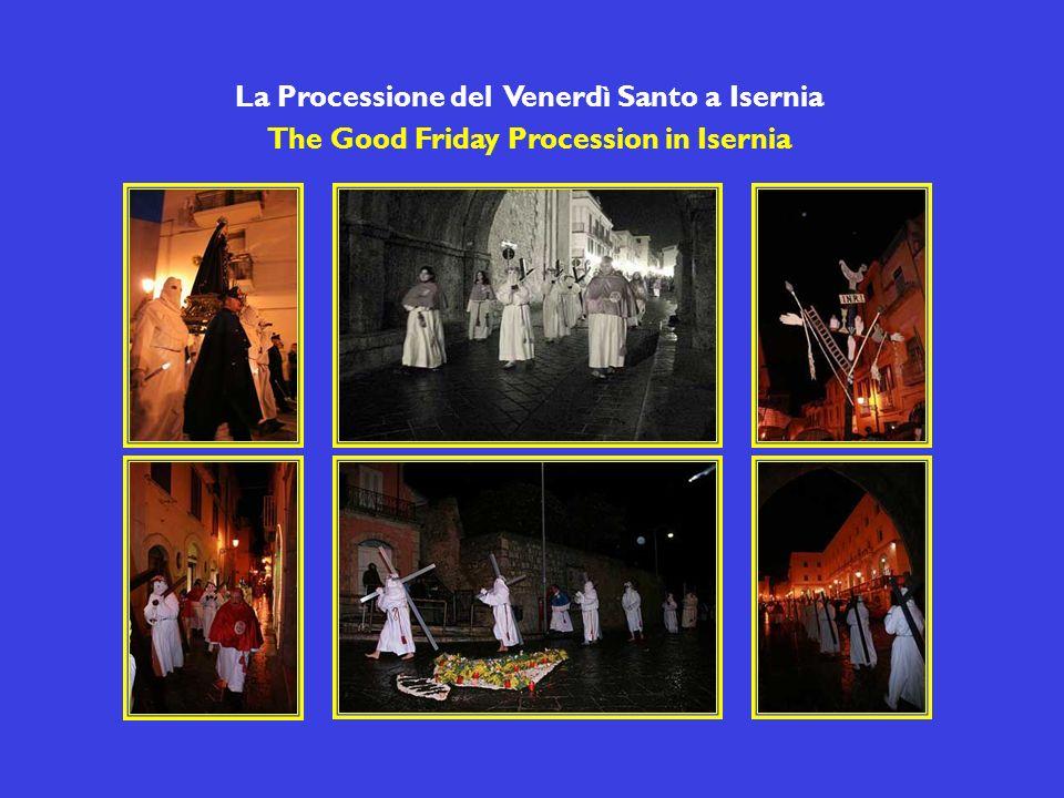 La Processione del Venerdì Santo a Isernia