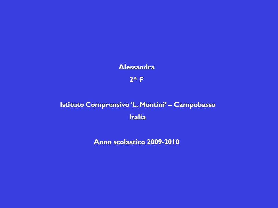 Istituto Comprensivo 'L. Montini' – Campobasso