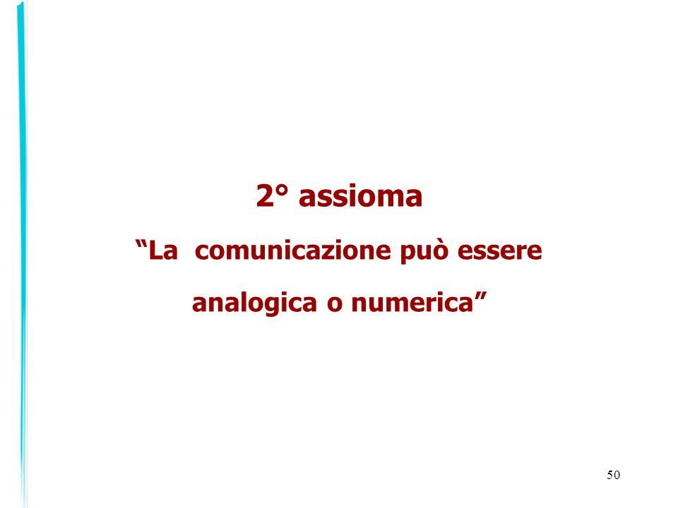 La comunicazione può essere