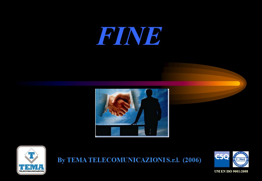 By TEMA TELECOMUNICAZIONI S.r.l. (2006)