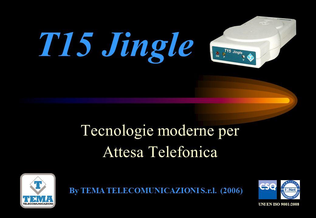 Tecnologie moderne per Attesa Telefonica
