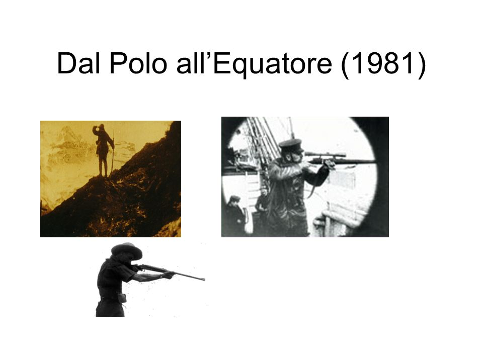 Dal Polo all'Equatore (1981)