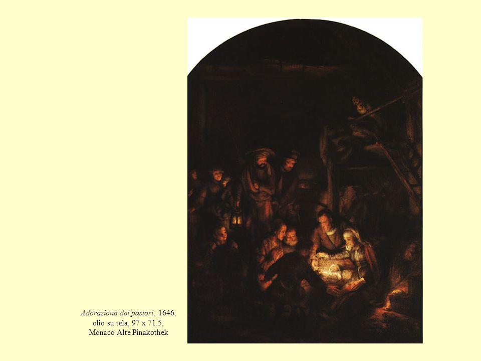 Adorazione dei pastori, 1646, olio su tela, 97 x 71