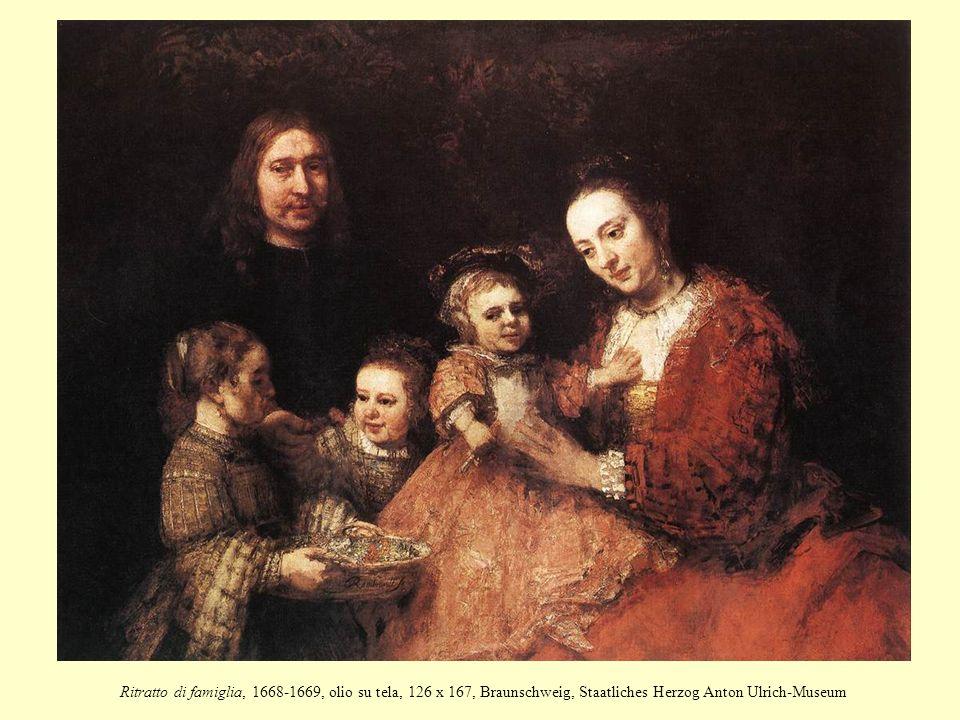 Ritratto di famiglia, 1668-1669, olio su tela, 126 x 167, Braunschweig, Staatliches Herzog Anton Ulrich-Museum