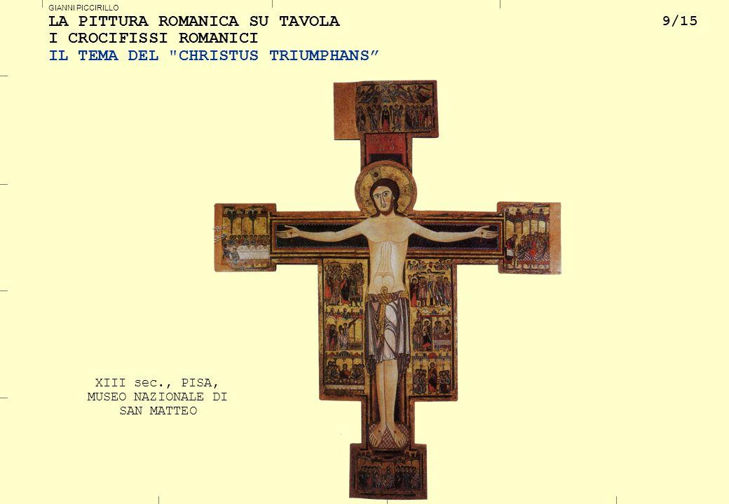XIII sec., PISA, MUSEO NAZIONALE DI SAN MATTEO