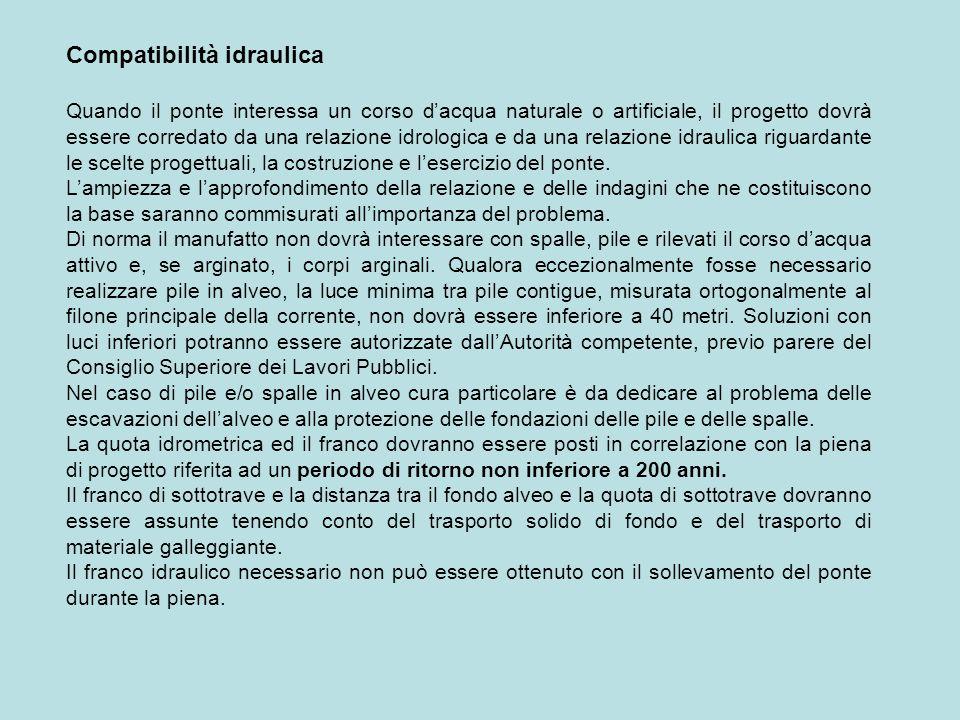 Compatibilità idraulica